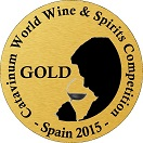 Medalla de Oro en el Concurso International Wine Guide